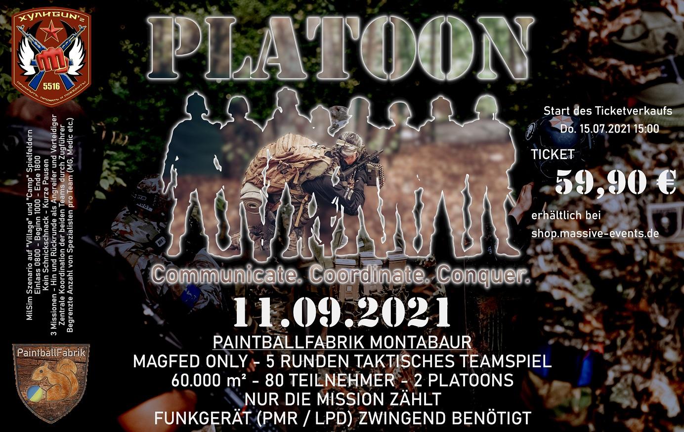 Platoon II - REDFOR