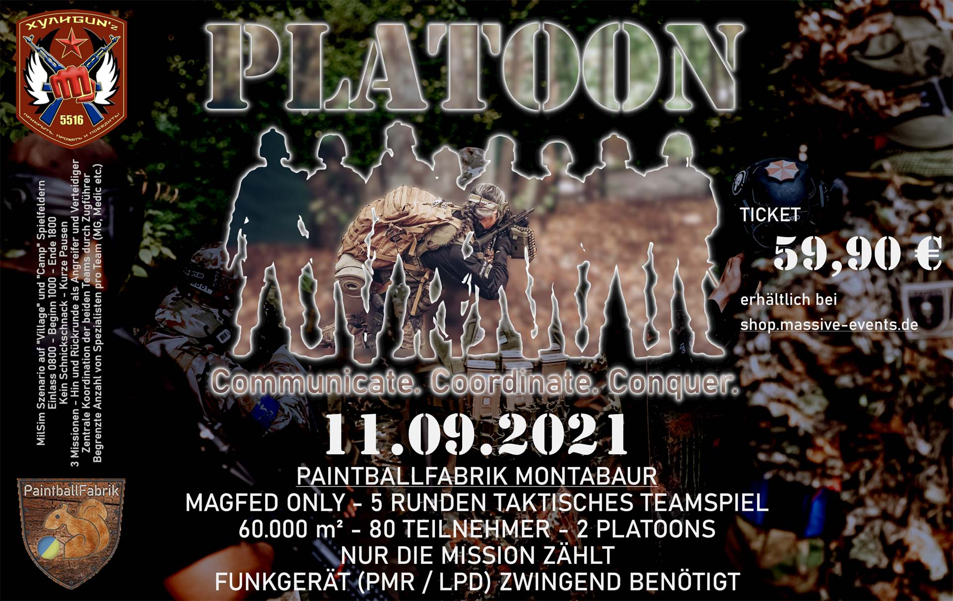 Platoon II - BLUFOR